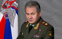 Сергей Шойгу. Фото с сайта mil.ru