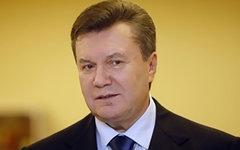 Виктор Янукович. Фото с сайта partyofregions.ua