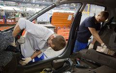 Сборочный цех «АвтоВАЗа» © РИА Новости, Михаил Фомичев