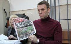 Алексей Навальный в Басманном суде © KM.RU, Алексей Белкин