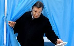 Виктор Янукович. Фото с сайта flickr.com