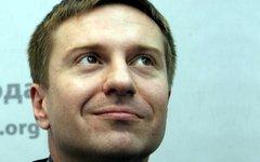 Александр Данилюк. Фото с личной страницы в Facebook