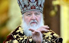 Патриарх Кирилл © РИА Новости, Сергей Пятаков