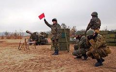 Украинские солдаты. Фото с сайта mil.gov.ua