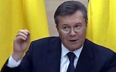 Виктор Янукович. Кадр телеканала Russia Today