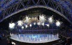 Церемония открытия Паралимпийских игр в Сочи © РИА Новости, Григорий Сысоев