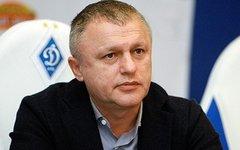 Игорь Суркис. Фото с сайта fcdynamo.kiev.ua