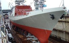 Сторожевой корабль «Адмирал Григорович». Фото с сайта morvesti.ru
