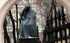 Памятник Николаю Гоголю cкульптора Николая Андреева © РИА Новости, Сергей Пятако