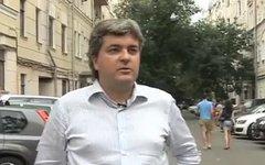 Алексей Гореславский. Стоп-кадр с видео в YouTube