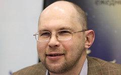 Алексей Иванов. Фото Дмитрия Рожкова с сайта wikimedia.org