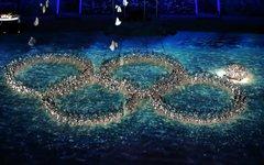 Церемонии закрытия Зимних Олимпийских игр в Сочи © РИА Новости, Максим Богодвид