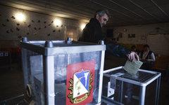 Голосование на референдуме в Крыму © РИА Новости, Валерий Мельников