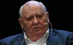 Михаил Горбачев. Фото SpreeTom с сайта wikimedia.org