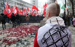Митинг «Другой России» © KM.RU, Алексей Белкин