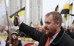 Лидер объединения «Русские» Дмитрий Демушкин © KM.RU, Алексей Белкин