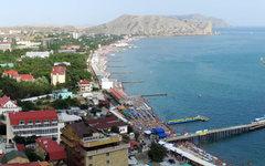 Судакская бухта. Фото Insider с сайта wikimedia.org