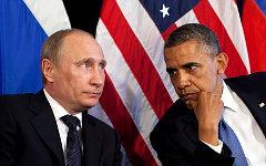 Владимир Путин и Барак Обама. Фото Pete Souza с сайта whitehouse.gov