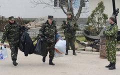 Украинские военнослужащие © РИА Новости, Михаил Воскресенский