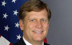 Майкл Макфол. Фото с сайта moscow.usembassy.gov