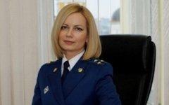 Елена Россохина. Фото  с сайта mosproc.ru