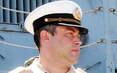 Денис Березовский. Фото U.S. Navy с сайта wikimedia.org