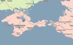 Изображение сервиса «Яндекс.Карты»