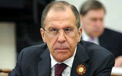Сергей Лавров. Фото с сайта kremlin.ru