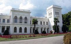 Ливадийский дворец. Фото пользователя Flickr Vyacheslav Argenberg