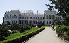 Ливадийский дворец. Фото Spider death с сайта wikimedia.org