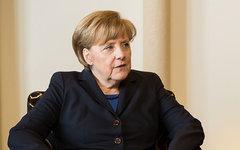 Ангела Меркель. Фото пользователя Flickr Bundesregierung