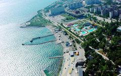 Новороссийск. Фото Владислава Тучкова с сайта wikimedia.org