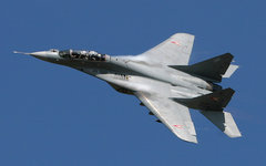 Истребитель МиГ-29. Фото Coert van Breda с сайта wikimedia.org