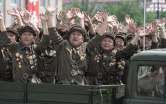 Ветераны Корейской войны © РИА Новости, Илья Питалев