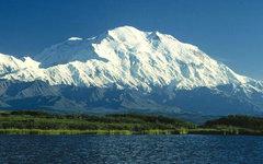 Гора Мак-Кинли (высшая точка Аляски). Фото National Park Service