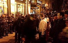 Место происшествия. Фото пользователя Facebook Mykhailyna Skoryk