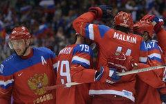 Сборная России по хоккею © РИА Новости, Владимир Федоренко