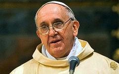 Папа Римский Франциск. Фото пользователя Flickr Gabriel Andrés Trujillo Escobedo