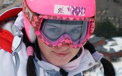 Мария Комиссарова. Фото с сайта ski-rus.com