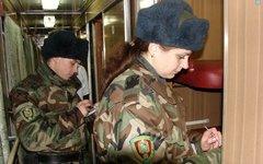 Украинские пограничники. Фото с сайта dpsu.gov.ua
