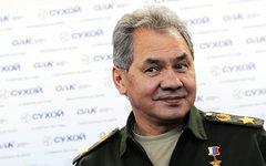 Сергей Шойгу © РИА Новости, Сергей Пятаков