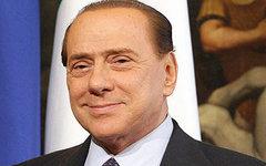 Сильвио Берлускони. Фото с сайта wikimedia.org