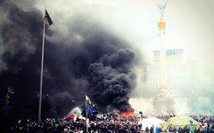 «Евромайдан». Фото пользователя Instagram lazarevych