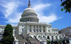 Здание конгресса США. Фото с сайта wikipedia.org