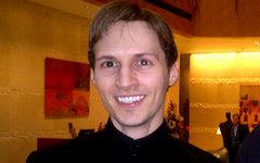 Павел Дуров. Фото пользователя Flickr Alexander Plushev