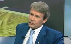 Валерий Сушкевич. Кадр из видео телеканала Рада