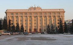 Харьковская администрация. Фото Vizu с сайта wikimedia.org