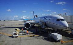 Boeing 787 Dreamliner. Фото Chris Sloan с сайта airchive.com
