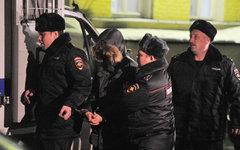 Арест Сергея Гордеева © РИА Новости, Сергей Кузнецов