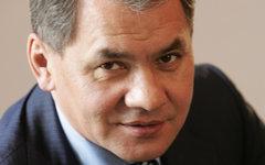 Сергей Шойгу. Фото с сайта mchs.gov.ru